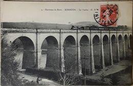 ENVIRONS DE BREST KERHUON Le Viaduc  (65) - Brest