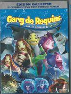 Coffret Dvd Gang De Requin - Animation