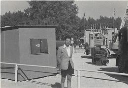 PHOTO ..MARSEILLE...FOIRE DE MARSEILLE...1949...... ....11 X 8 .................... - Orte
