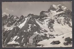 110364/ BOURG-SAINT-PIERRE, Cabane Du Vélan, Col Des Maisons Blanches Et Grd. Combin, Photo Gyger - VS Valais