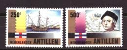 Nederlandse Antillen / Dutch Antilles 1004 & 1005 MNH ** (1992) - Niederländische Antillen, Curaçao, Aruba