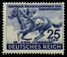 3. REICH 1942 Nr 814 Postfrisch X747F36 - Deutschland