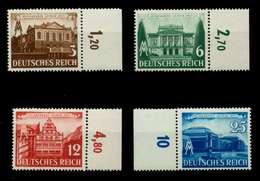3. REICH 1941 Nr 764-767 Postfrisch ORA X6F4A0A - Deutschland