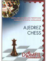 Catalogue De Timbres Poste Domfil Echecs Chess 2nd Ed 2004 Stamps 104 Pag PDF   LIVRAISON GRATUITE FREE SHIPPING - Stamp Catalogues