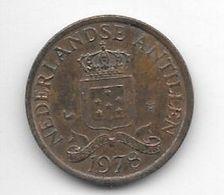 *netherlands Antilles 1 Cent 1978   Km 8   Unc/ms63 - Antillen (Niederländische)