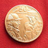 CUBA 1 Peso 2009 Fidel Raul Castro Caribbean - Cuba