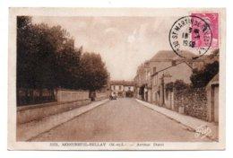 (49) 846, Montreuil-Bellay, Marceau-Carrière 3323, Avenue Duret - Montreuil Bellay