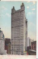 New York - Park Row Building - Autres Monuments, édifices