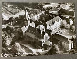 Essen-Werden Luftbild Von Der Abteikirche - Essen