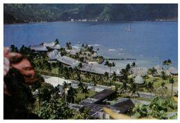 (G 5) Pago Pago Intercontinental Hotel - (US Samoa) - American Samoa