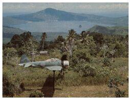 (G 5) Rabaul Harbour - Memorial Park (airplane) - Papua New Guinea - Papua-Neuguinea