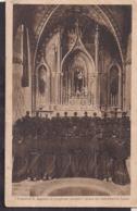 C. Postale - I Fratini Di S. Antonio In Preghiera Davanti L'altare Del Loro Amabili  - 1939  - Non Circulee - A1RR2 - Vicenza