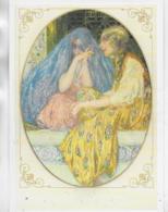 AK 0523  Mozart ( Constanze / Entführung Aus Dem Serail ) - Bilder V. Heinrich Lefler / Verse V. Richard Specht - Zangers En Musicus