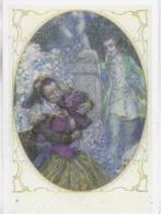 AK 0523  Mozart ( Susanne / Figaro ) - Bilder V. Heinrich Lefler / Verse V. Richard Specht - Zangers En Musicus