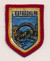 Ecusson Tissu Feutrine => L'ESTRECHURE (près De St Jean Du Gard) Gard - Ecussons Tissu