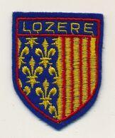Ecusson Tissu Feutrine => LOZERE - Patches