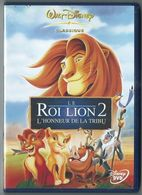 Dvd Le Roi Lion 2 - Cartoni Animati