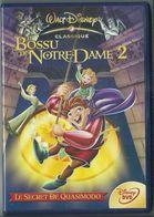 Dvd Le Bossu De Notre Dame 2 - Cartoni Animati