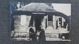 SEYCHELLES - SEYCHELLEN-INSELN - PATRES-HAUS - PORT GLAND - DAT. 1906 -  RPP - Seychelles