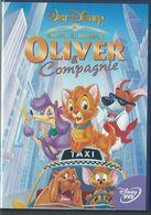 Dvd Oliver Et Compagnie - Cartoni Animati