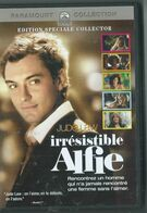 Dvd Irresistible Alfie - Commedia