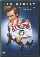 Dvd Ace Ventura Detective Pour Chiens Et Chats - Commedia