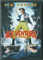 Dvd Ace Ventura En Afrique - Commedia