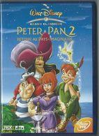 Dvd Peter Pan 2 - Cartoni Animati