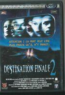 Dvd Destination Finale 2 - Horror