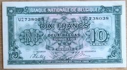 10 Francs Londen UNC!! 8038 - [ 2] 1831-... : Koninkrijk België