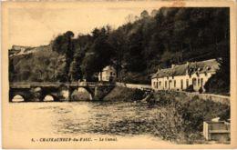CPA Chateauneuf-du-Faou - Le Canal (1033076) - Châteauneuf-du-Faou