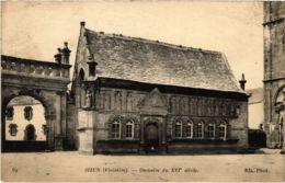 CPA Sizun - Oussaire Du XVIe Siecle (1033184) - Sizun