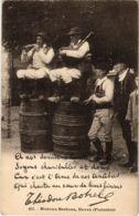 CPA Nevez - Binious Bretons - Types - Folklore (1033223) - Névez