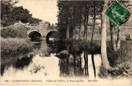 CPA Landivisiau - Vallee De L'Elorn - Le Pont Du Can (1033255) - Landivisiau