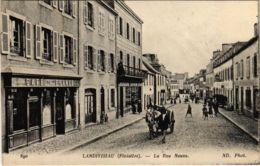 CPA Landivisiau - La Rue Neuve (1033256) - Landivisiau