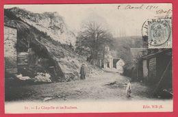 Sy  - La Chapelle Et Les Rochers - 191? ( Voir Verso ) - Ferrières