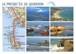 Presqu'ile De Quiberon (56) - Multivues - Quiberon