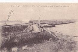 Presqu'ile De Quiberon (56) - L'endroit Le Plus étroit De La Presqu'ile Près Le Fort Penthièvre - Quiberon