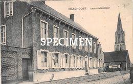 Annuniatenkloor - Bikschote - Langemark-Poelkapelle