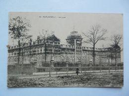 CPA  BELGIQUE - MORLANWELZ : Le Lycée - Andere