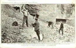 PORT-VILLEZ- Institut Militaire Belge De Rééducation  - EERST WERELDOORLOG BELGIË BELGIQUE 1914/18 WWI WWICOLLECTION - Guerre 1914-18