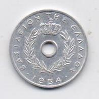 GREECE  COIN 1954/5 Lepta-VF(bx2) - Grecia