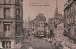8480  ROUEN   PUB ???    ECRITE - Rouen