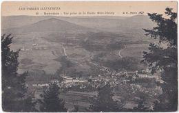 88. SENONES. Vue Prise De La Roche Mère-Henry. 10 - Senones