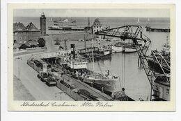 CUXHAVEN - Alter Hafen - Cuxhaven