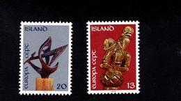 1052723976 SCOTT 472 473 POSTFRIS (XX) MINT NEVER HINGED EINWANDFREI  - EUROPA ISSUE - 1944-... Repubblica