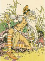 ~  JP  ~  Illustration    ~   Stevan   ROUDAUT   ~    Le   Farfadet    ~ - Künstlerkarten