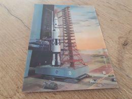 Postcard - 3D Postcard, Space      (V 34796) - Spazio