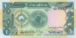 Soudan Sudan : 1 Pound 1987 UNC - Soedan