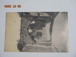 Cernay La Ville. Route De L'Abbaye Des Vaux. Bourdier (dos Simple) - Cernay-la-Ville